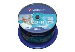 Verbatim CD-R 700MB 52x (50шт)