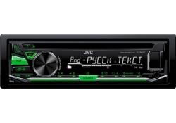 CD ресивер JVC KD-R477