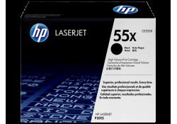 Картридж HP CE255X HP 55X Black LaserJet Toner Cartridge