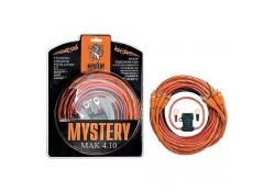 Набор проводов для усилителя MYSTERY MAK 4.10