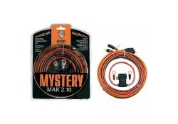 Набор проводов для усилителя MYSTERY MAK 2.10