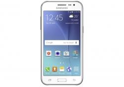 Сот. телефон Samsung SM-J200HZWDSER Galaxy J2, белый
