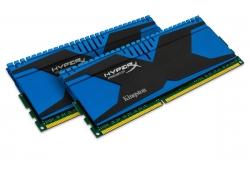 16GB(2x8GB) PC-15000 DDR3-1866 Kingston HX318C10FBK2/16
