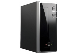 InWin BM-643BL 160W IP-AD160-2 Black (mini-ITX)