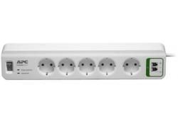 Сетевой фильтр APC Essential PM5T-RS