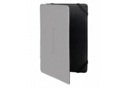 PocketBook Cover 623 Touch Lux/Touch Lux 2 Black+Grey (PBPUC-623-BCGY-2S)