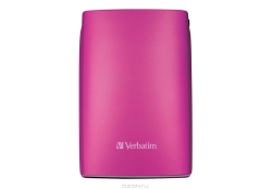 Verbatim Hot Pink 500GB