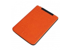 PocketBook Cover 515 Black+Orange (PBPUC-5-orbc-bd)