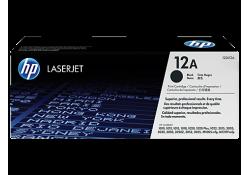 Картридж HP Q2612A чёрный