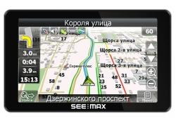 SEEMAX Seemax navi E510 Lite