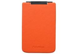 PocketBook Cover 624/626 Orange+Black (PBPUC-624/626-ORBC-RD)