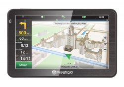 GPS навигатор Prestigio PGPS5058CIS04GBNV