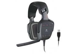 Наушники Logitech G35 Gaming Headset