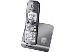Радиотелефон PANASONIC KX-TG6711RUМ