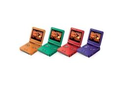 Игровая консоль EXEQ GameBox (999 игр) желтый (VG-1632)
