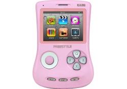 """Игровая ФиксиПриставка FreeStyle 2,7"""" розовый (MP-1002 FX)"""