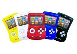 Игровая консоль EXEQ FreeStyle фиолетовый (MP-1002)
