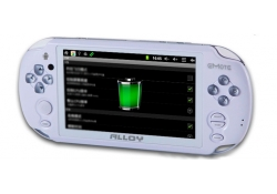 Игровая консоль EMOTE ALLOY белая (EM-1010)