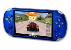 Игровая консоль EMOTE ALLOY синяя (EM-1010)