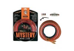 Набор проводов для усилителя MYSTERY MAK 2.08