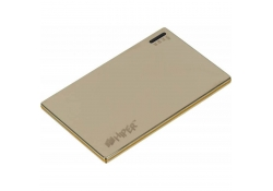HIPER Power Bank SLIM2000 Golden Mirror