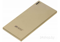 HIPER Power Bank SLIM3500 Golden Mirror
