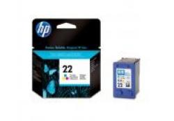 Картридж HP C9352CE №22XL трехцветный струйный  картридж