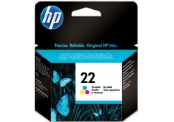 Картридж HP C9352AE HP 22 Трёхцветный струйный картридж