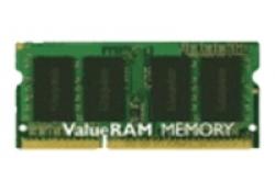 Модуль KVR16LS11/4 4GB DDR3 1600MHz SO-DIMM, Kingston