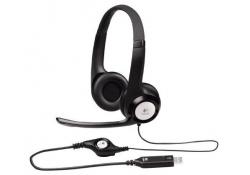 Наушники Logitech H390 USB Headset