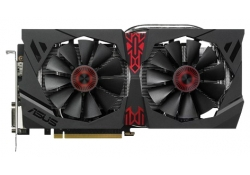 Asus R9 380 STRIX 4Gb DDR5 256bit (STRIX-R9380-DC2OC-4GD5-GAMING) (Ret)