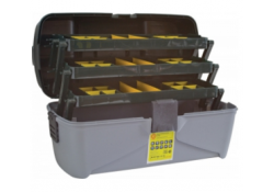 Ящик универсальный Е-45 с 3 кантилеверами и 2 органайзерами на крышке