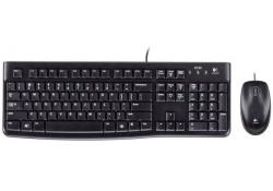 Набор (Клавиатура+мышь) Logitech Desktop MK120