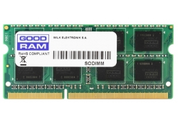 8GB PC-12800 DDR3-1600 Patriot PSD38G1600L2S (SODIMM) 1.35V