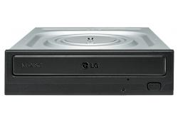 Привод LG DVD+RW GH24NSD1 Black SATA