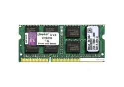 8GB PC-12800 DDR3-1600 Kingston KVR16S11/8 (SODIMM)