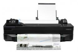 HP Designjet T120 24-in ePrinter плоттер CQ891A