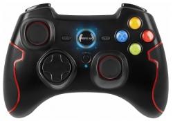 Speedlink TORID Gamepad - Wireless - for PC/PS3, black (SL-6576-BK-01)