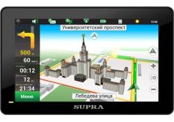 GPS навигатор SUPRA SNP-506AT NAVITEL