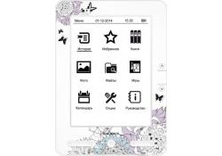 Электронная книга teXet TB-550 4ГБ Фиолтовый