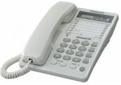 Телефон PANASONIC KX-TS2362RUW