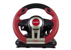 Комп. руль + педали RS Acme арт.870860