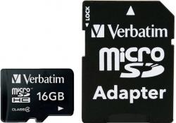 Verbatim 16GB MicroSD Class10