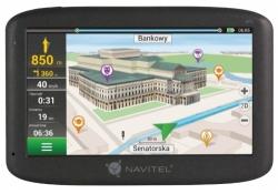 GPS навигатор Navitel E500 с ПО Navitel Navigator (СНГ + Европа)